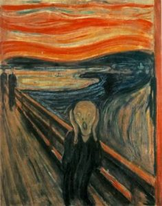 Seni lukis the scream