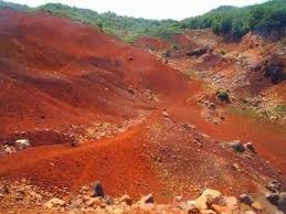 tanah mediteran merah kuning