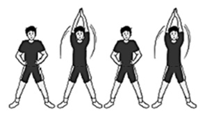 Latihan-kelenturan-dinamis-batang-tubuh