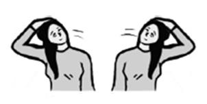 Latihan-kelenturan-statis-leher