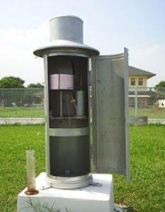 ombrometer otomatis