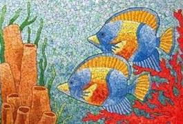 Mozaik kulit telur