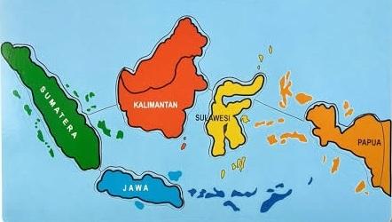 5 Pulau Terbesar Di Indonesia Beserta Penjelasannya Haloedukasi Com