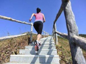 olahraga tangga