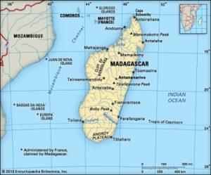 pulau madagaskar