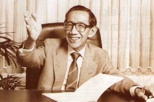 Dr. Soemitro