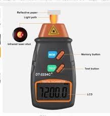 tachometer laser
