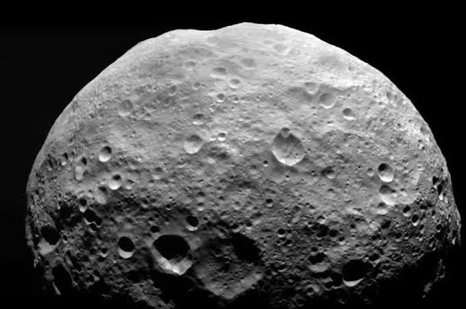 asteroid tipe C