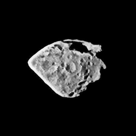 asteroid tipe E