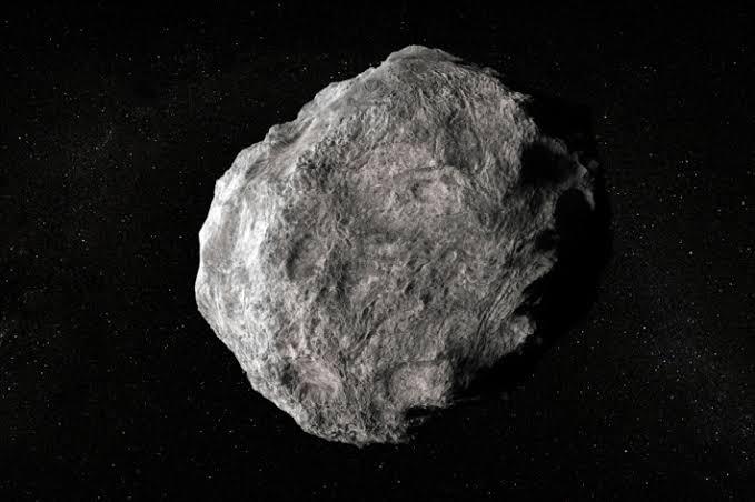 asteroid tipe V