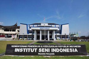 institut seni indonesia padang
