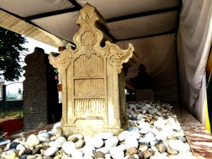 Batu Nisan milik Sultan Malik as Salih