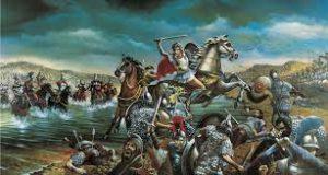 ilustrasi Perang Bubat