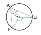 sudut pusat dan sudut keliling