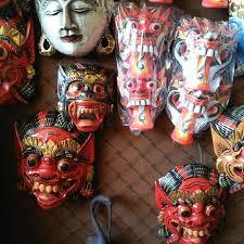 Topeng Khas Bali