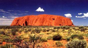 Uluru Gunung Batu