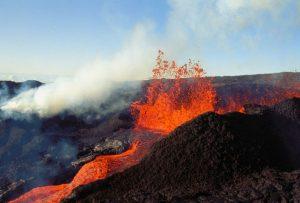 Gunung Mauna Loa, Hawaii
