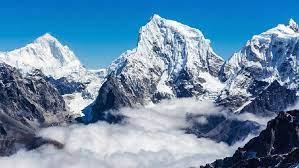 Gletser Gunung