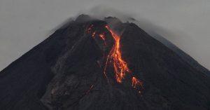 Gunung Merapi, Indonesia