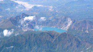 Gunung Pinatubo, Filipina