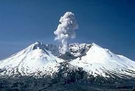 Gunung St. Helens, Amerika Serikat