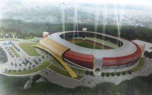 Stadion Sriwedari, Surakarta