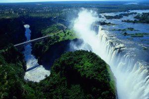 Air Terjun Mutarazi, Zimbabwe