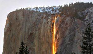 Air Terjun Yosemite, California