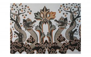 Batik Naga Silam