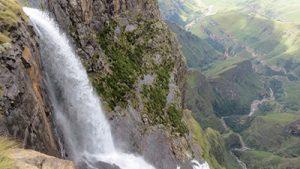 Air Terjun Tugela, Afrika Selatan