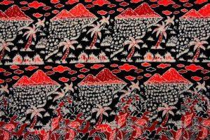 Batik Motif Nusa Kalapa
