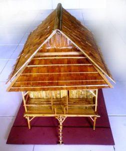 Rumah Adat Suku Talaud