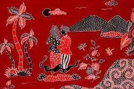 Batik motif Salakanagara