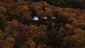 Hutan Quebec-Kanada