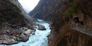 Jumping Tiger Gorge